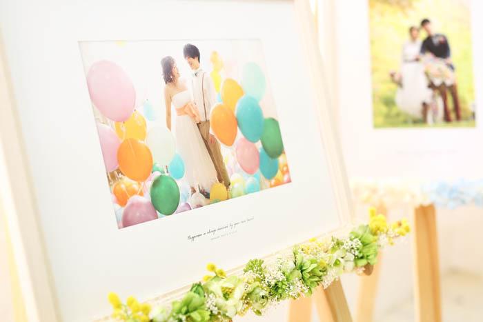 前撮りフォトウエディングが出来るISHIKURI PHOTO STUDIOの商品